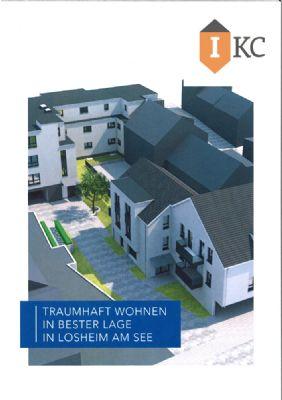 Losheim am See Wohnungen, Losheim am See Wohnung kaufen