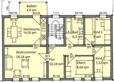Bad Langensalza Wohnungen, Bad Langensalza Wohnung mieten
