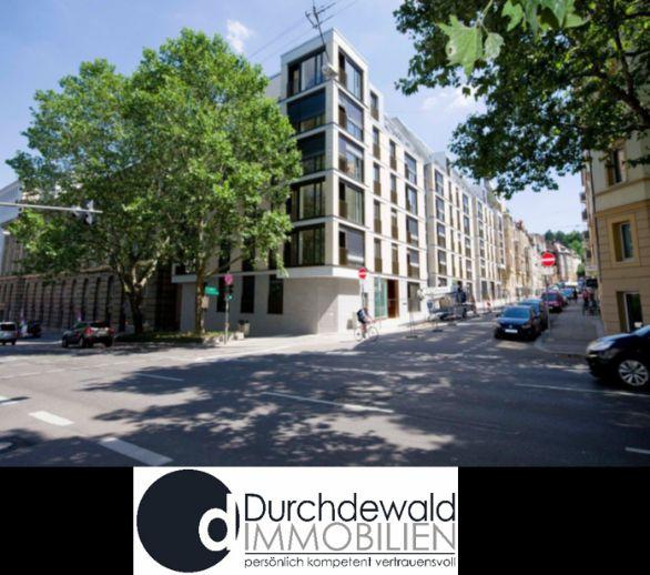 Moderne 3-Zimmer Stadtwohnung im Stuttgarter Westen