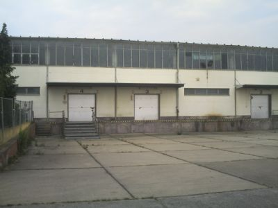 Hoyerswerda Halle, Hoyerswerda Hallenfläche