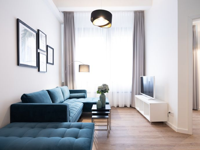 Modernes, voll möbliertes Apartment - Flexible Mietdauer