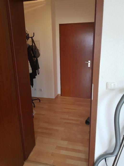 Top-Wohnung mit Balkonterrasse im 3. Obergeschoss