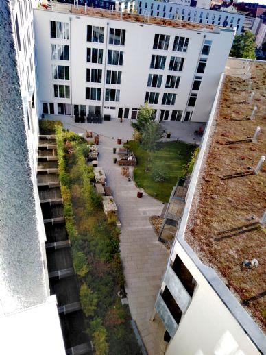 FIZZ Studentenwohnheim: Suche nach einerm/er Nachmieter: eine 1-Zimmer-möblierte Wohnung im Norden