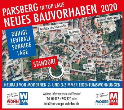 Parsberg Wohnungen, Parsberg Wohnung kaufen