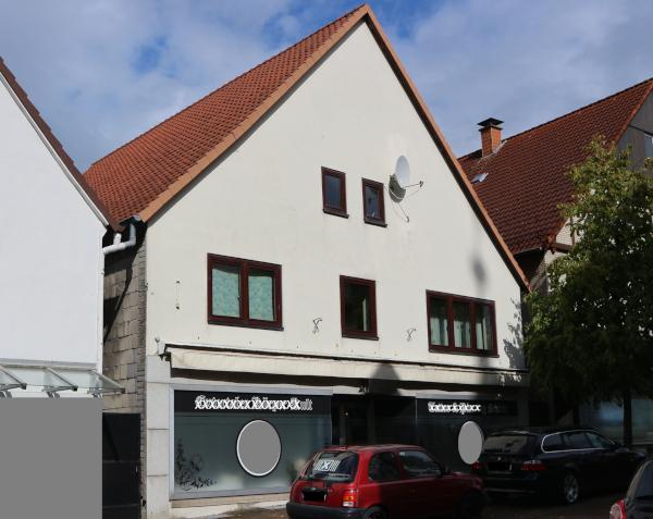 Extertal-Bösingfeld - Wohn- und Geschäftshaus in Zentrumslage!