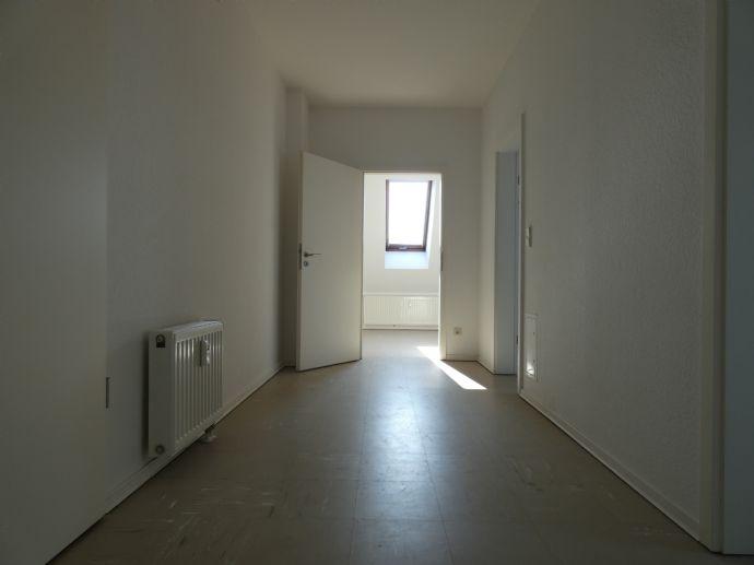 Helle 3-Zimmer-Dachgeschosswohnung