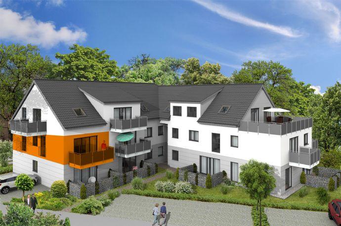 W6 - Neubau 4-Zimmer OG-Wohnung mit ca. 87,42 m² in Lippstadt Cappel (Whg 6)