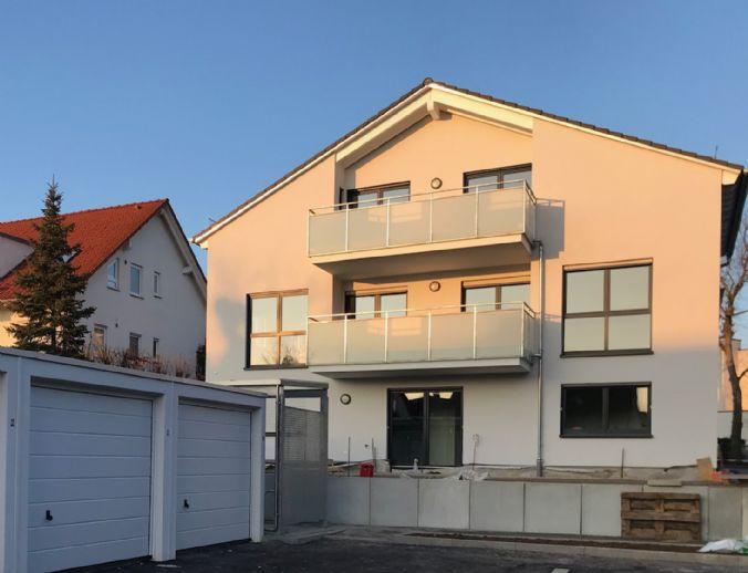 Erstbezug: exklusive Neubauwohnung mit Wohlfühl-Garantie im Zentrum Stuttgart-Plieningen