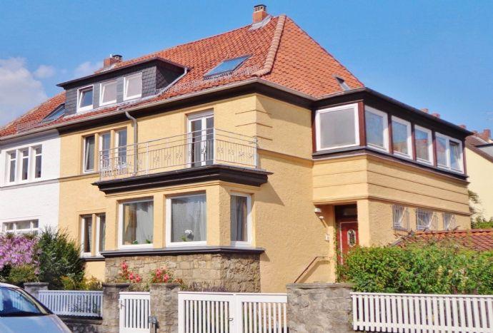 6-Zi-Whg mit Garage und Stellplatz, Moritzberg nah Mittelallee