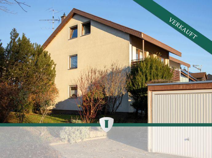 Käuferprovisionsfrei: Großzügige Doppelhaushälfte mit schönem Garten in zentraler Lage