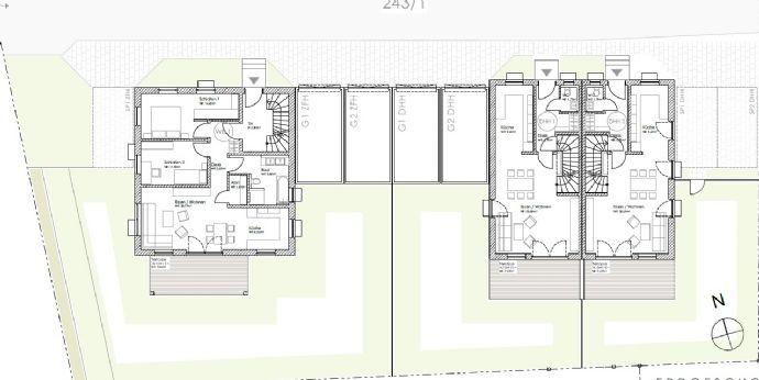 Wunderschöne 2 Doppelhaushälften in ruhigem Wohngebiet in Neusäß