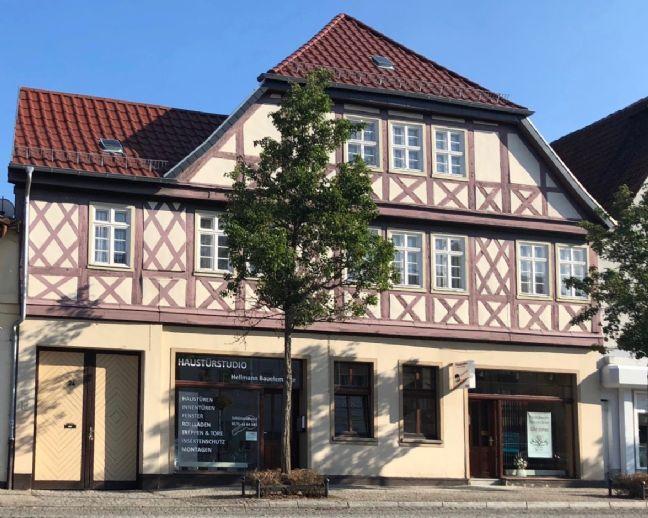 Wohn- und Geschäftshaus im Herzen von Zerbst