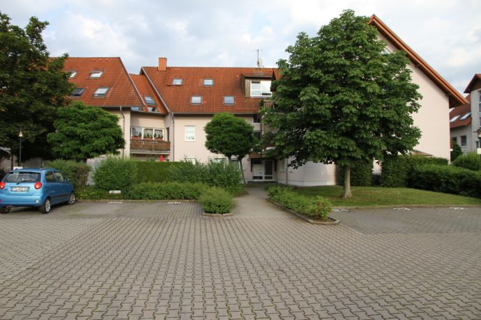 vermietetes Appartment nähe Golfanlage