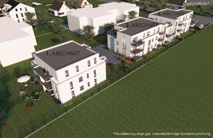 Wohnen am Panscheberg! Jetzt mit Keller! WHG 19! Moderne Wohnanlage - KFW 55 Förderung möglich!