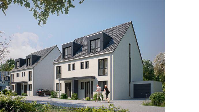 Doppelhaushälfte in Dormagen-Stürzelberg, Neubau in ruhiger Wohnlage