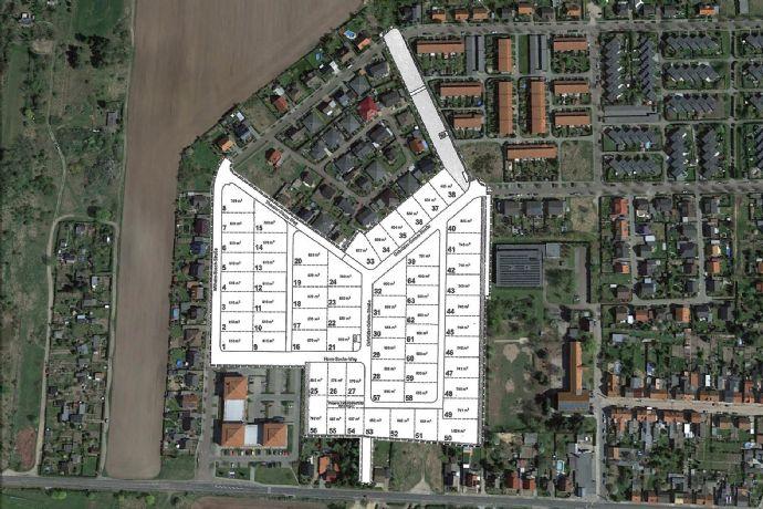 Baugrundstücke in Kochstedt / Hirtenhausiedlung