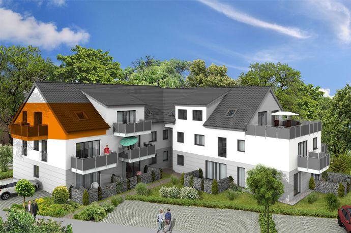 W11 - Neubau 3-Zimmer DG-Wohnung mit ca. 73,35 m² in Lippstadt Cappel (Whg 11)