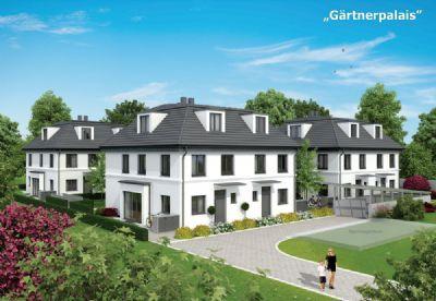 Großzügige DHH mit ca. 217m² Wohn- & nutzb. Fläche, TG, absolut ruhig, beste Südlage v. Bogenhausen
