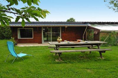 Ferienhaus in Biville-la-Rivière Unterkunft