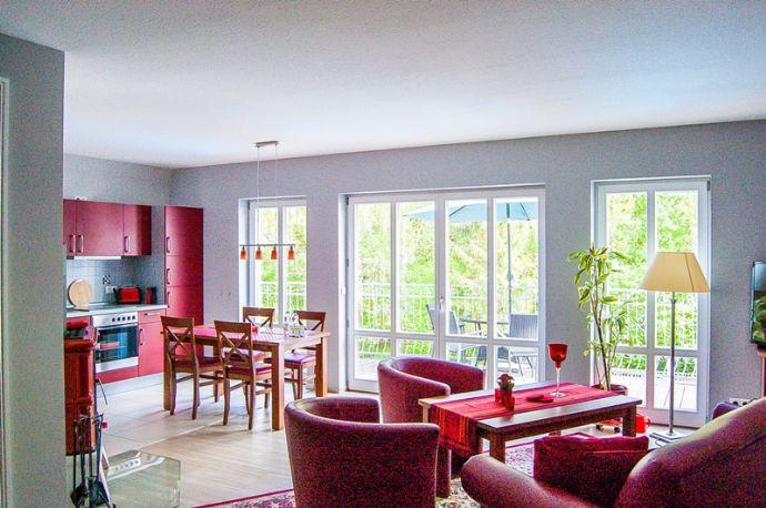 Wolkenschloss für Träumer - Apartment Morgentau