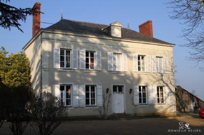Villa Blanche: Ferienhaus  in Montjean-sur-Loire, Pays de la Loire