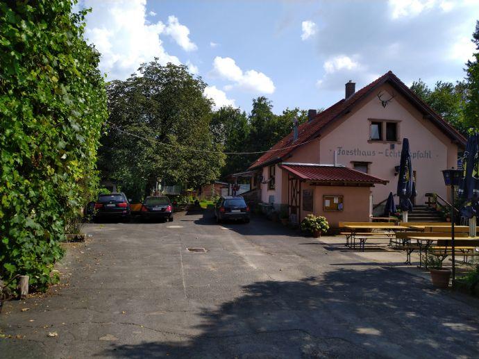 Vielseitig nutzbares Gelände mit Gasthaus und Wohnung in besonderer Lage