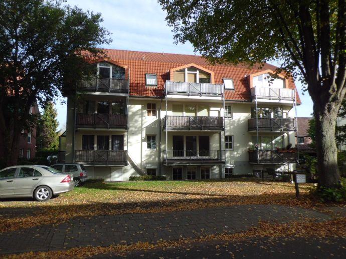 Schöne 3-Zimmer Wohnung mit einem großen Balkon in Sebaldsbrück Nähe Mercedes