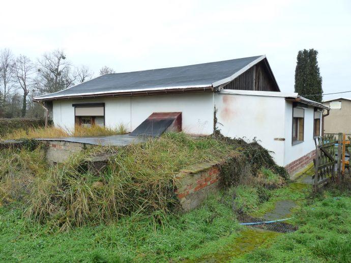 Wochenendhaus / Wohnhaus in Kleinzerbst / Aken zu verkaufen
