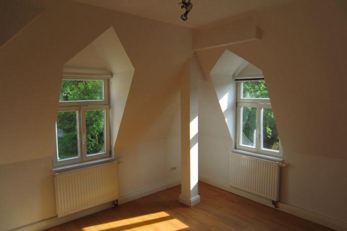 Exklusive, zentral gelegene Maisonnette Wohnung mit Blick ins Grüne in Kempten