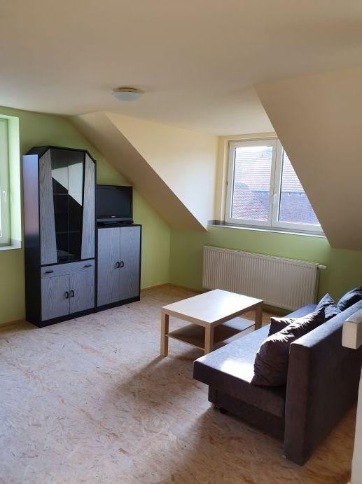 voll möblierte Wohnung nur für Wochenendheimfahrer in direkter Nähe zum Gewerbegebiet Erfurter Kreuz zu vermieten