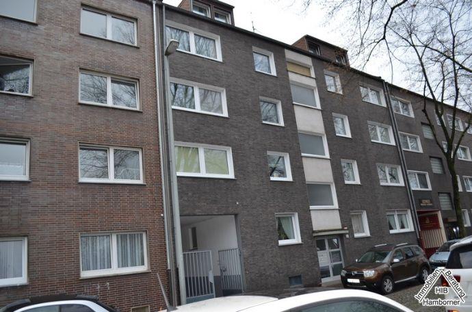 Gut geschnittene, helle, gepflegte 3-Zimmerwohnung mit Balkon in zentraler Lage von Duisburg-Alt-Hamborn sucht nette(n) Mieter