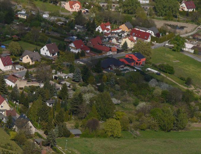 Lutherstadt Eisleben- Helfta: der Nachbar baut schon!