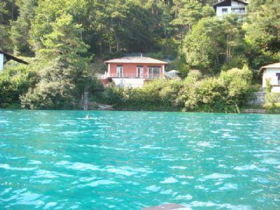 Traumhafte kleine Villa direkt am See für 4/5 Personen