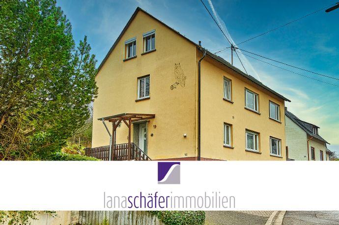 Bernkastel-Kues: Dreifamilienhaus mit Moselblick