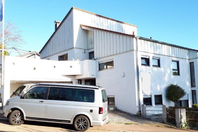 Ortsteil Laupheim - Stilvolles Einfamilienhaus mit Einliegerwohnung , Top-Zustand, bevorzugte Wohnlage