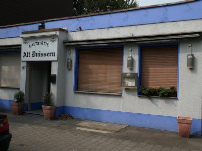 Duisburg Gastronomie, Pacht, Gaststätten