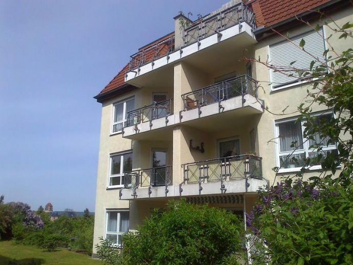 Sonnige 2 Zimmer Wohnung mit Loggia