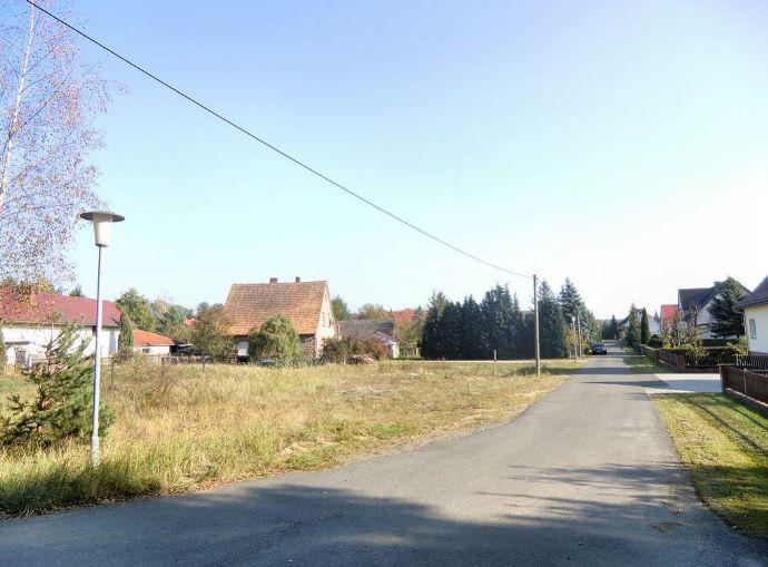 Baugrundstück Änderung beachten in Neustadt-Spree -