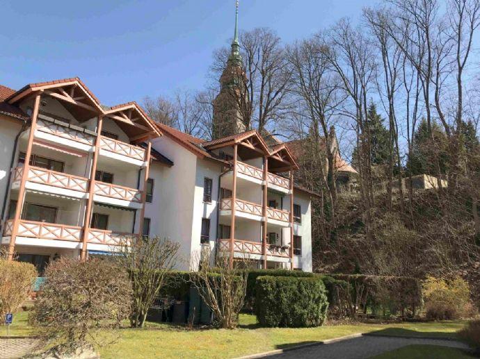 …Solide Kapitalanlage: 2-Raum-ETW mit Terrasse und Gärtchen…