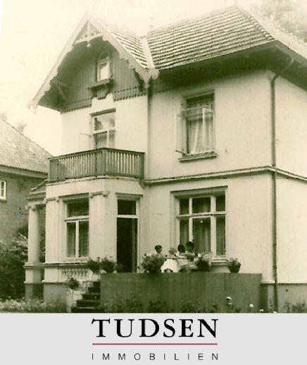 Jugendstil - Villa Bj. 1908 in sehr bevorzugter Wohnlage.
