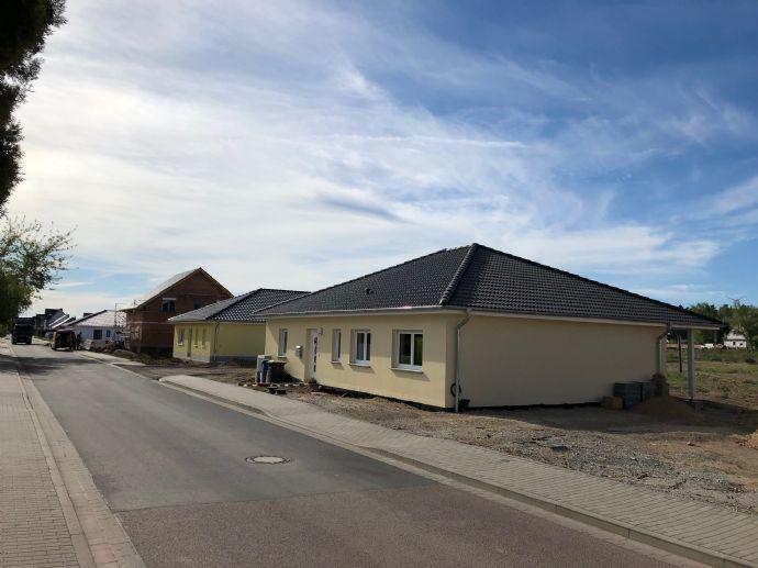 Neues Baugebiet in Aschersleben