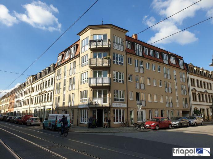 2 Zimmer Wohnung in Dresden (Pieschen-Süd)