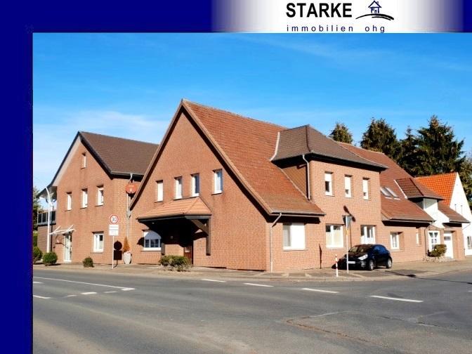 - VERKAUFT - Mehrparteienobjekt in Hüllhorst-Tengern, als Kapitalanlage zur Vermietung oder auch mit Eigennutzung