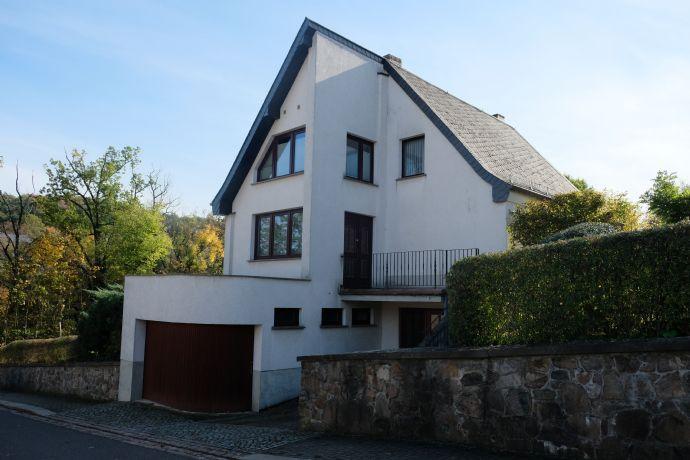Tolles Einfamilienhaus in Waldheim!
