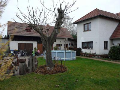 Einfamilienhaus mit Einliegerwohnung in der Großgemeinde Kolkwitz zu verkaufen !