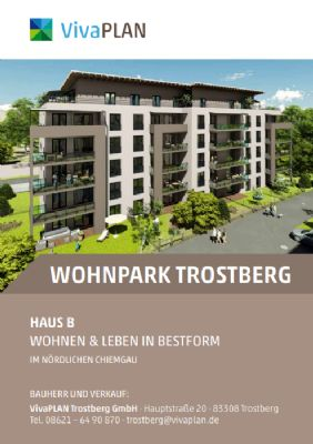 Trostberg Wohnungen, Trostberg Wohnung kaufen