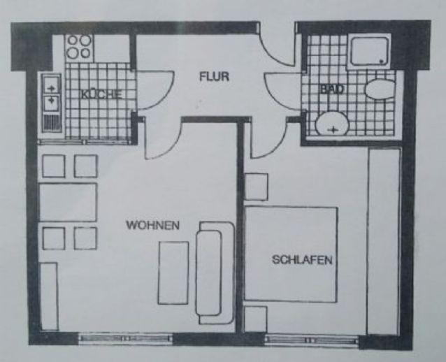 3,5 Zimmer Wohnung in Gärtringen