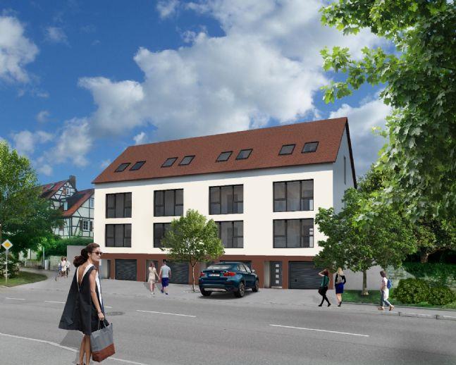 Neubau von 4 Reihenhäusern in Heimerdingen – Haus 3