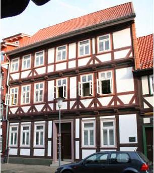 Wohnung in der Altstadt von Northeim