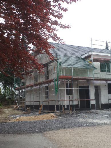 Erstbezug einer Doppelhaushälfte in Hemer-Westig